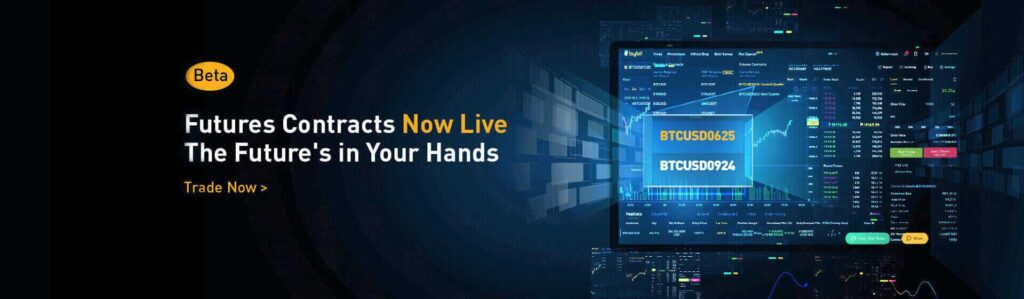 Bybit futures offer